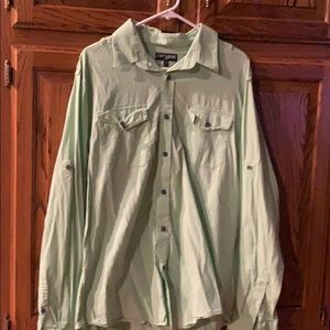 Men's Express button up shirt